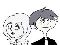 Miriam's parents