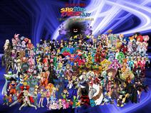 Ed, Edd, 'n Eddy's Super Secret Crisis War The Next Millennium Battles Poster