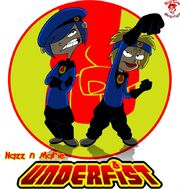 UNDERFIST Nazz and Marie by TheEdMinistrator765