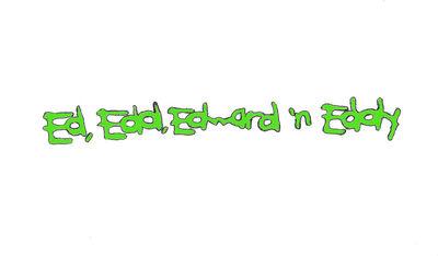 Ed Edd Edward 'n Eddy Logo 003