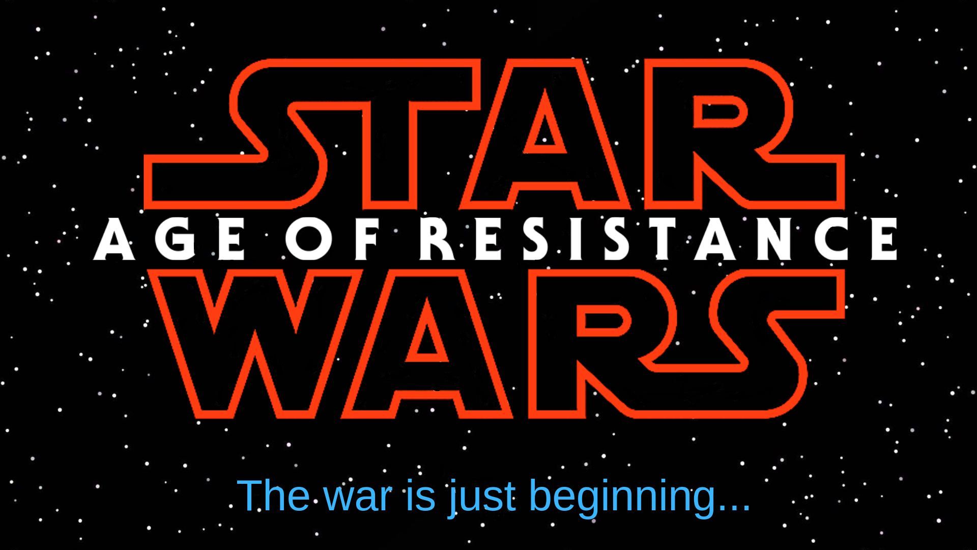 Star Wars: Age of Resistance | Edge, Age, Force, etc  Wiki