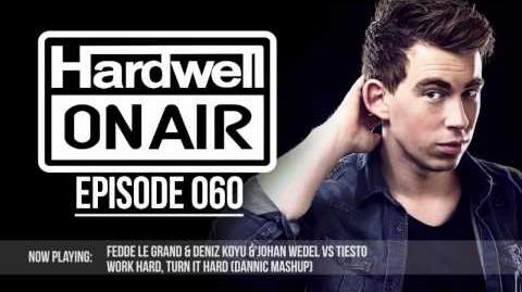 Hardwell On Air 060
