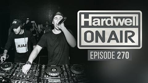 Hardwell On Air 270
