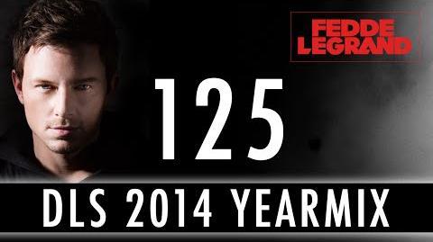 Fedde Le Grand - Darklight Sessions 125 (2014 Yearmix)