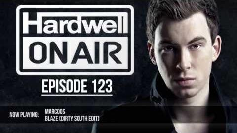 Hardwell On Air 123