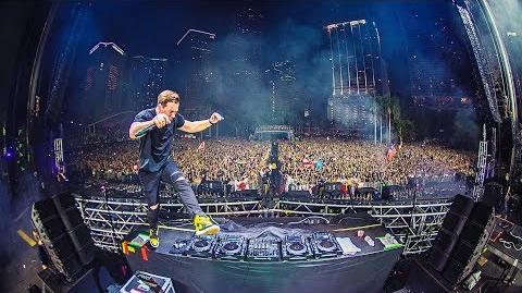Hardwell - Mainstage, Ultra Music Festival Miami 2018