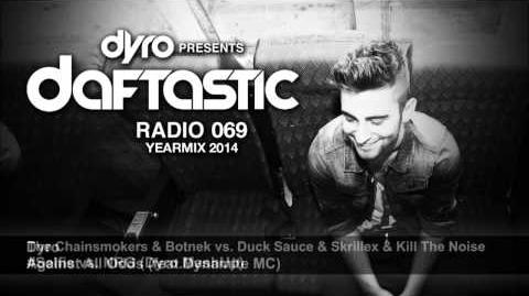 Dyro presents Daftastic Radio 069 - Yearmix 2014