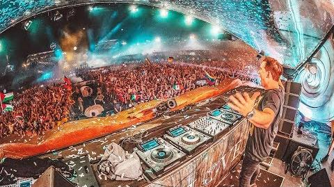 Hardwell - Mainstage, Tomorrowland 2018 Weekend 2