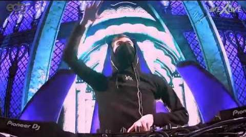ALAN WALKER EDC LAS VEGAS 2018 (LIVE-SET)