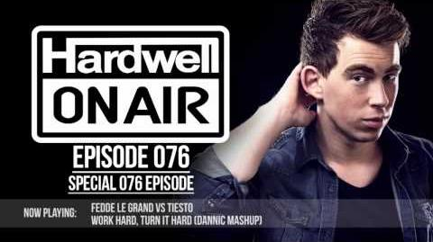 Hardwell On Air 076