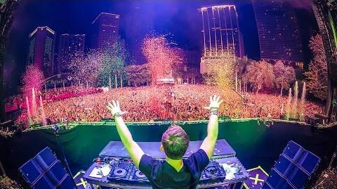 Hardwell - Mainstage, Ultra Music Festival Miami 2015