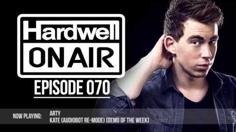 Hardwell On Air 070