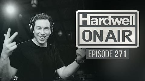 Hardwell On Air 271
