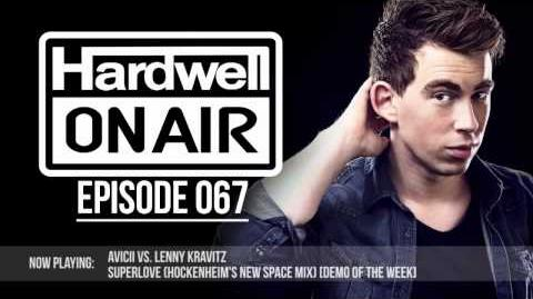 Hardwell On Air 067