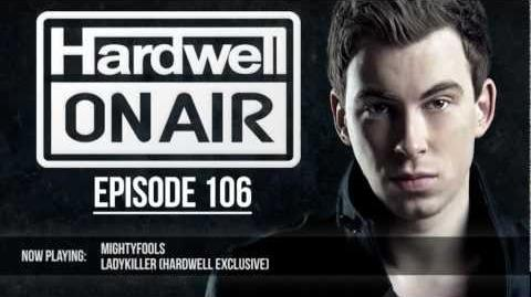 Hardwell On Air 106