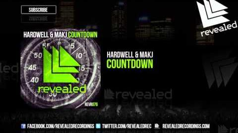 Hardwell & MAKJ - Countdown OUT NOW!
