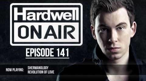 Hardwell On Air 141