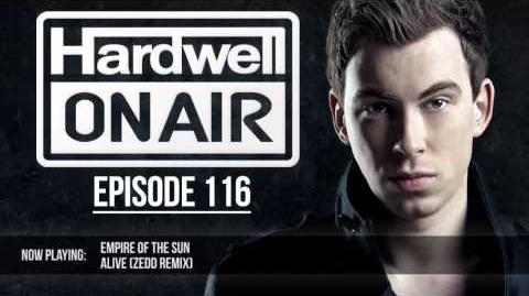 Hardwell On Air 116