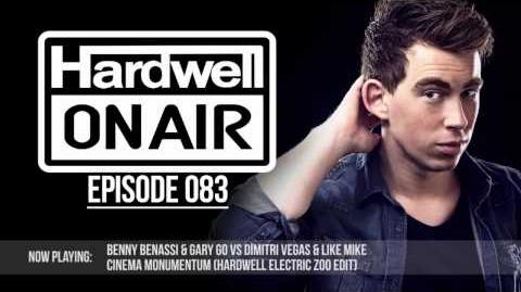 Hardwell On Air 084