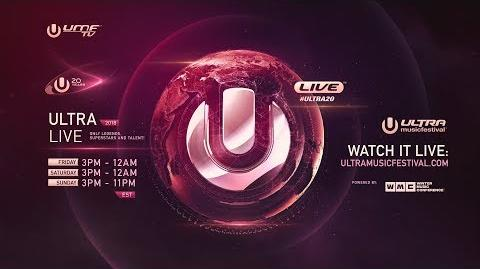 ULTRA LIVE presents Ultra Music Festival 2018 - DAY1