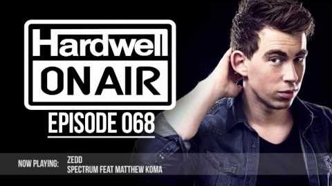 Hardwell On Air 068