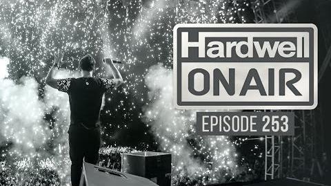 Hardwell On Air 253 (Inc