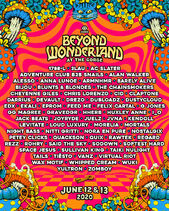 Beyond Wonderland At The Gorge 2020