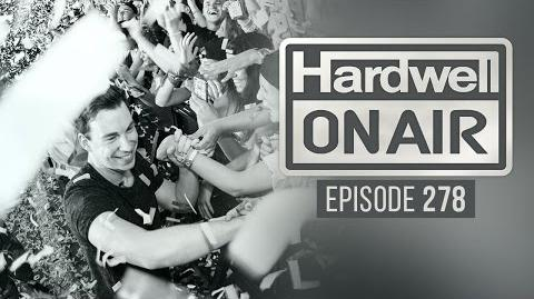 Hardwell On Air 278