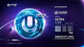 TUNE IN TO DAY 1 OF ULTRA LIVE FROM ULTRA2019-1