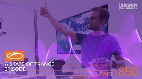 A State Of Trance Episode 850 Part 1 ( ASOT850)