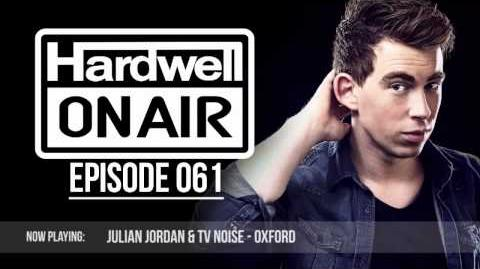 Hardwell On Air 061