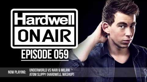 Hardwell On Air 059