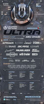 Ultra Music Festival Abu Dhabi 2020 Lineup