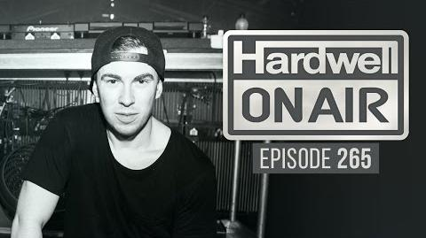 Hardwell On Air 265