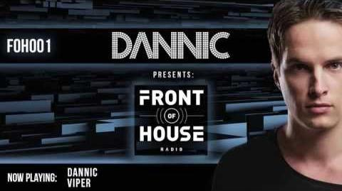 Front Of House Radio 001