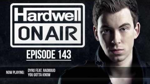 Hardwell On Air 143