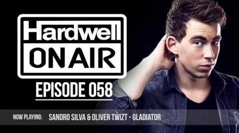Hardwell On Air 058