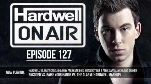 Hardwell On Air 127