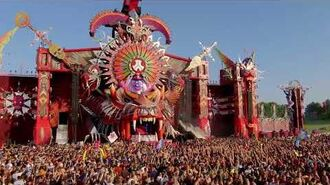 Defqon.1 festival 2019 - Sunday - RED - Gunz For Hire
