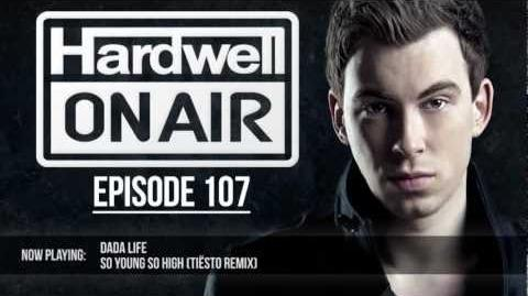 Hardwell On Air 107