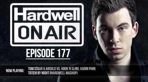 Hardwell On Air 177