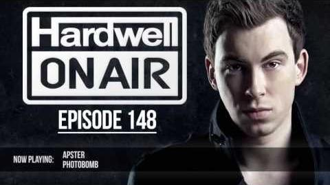 Hardwell On Air 148