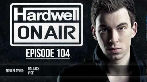 Hardwell On Air 104