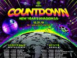 Countdown NYE 2019