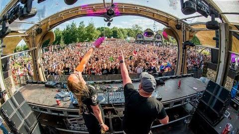 Pegboard Nerds - Monstercat Stage, Tomorrowland 2017 Weekend 1
