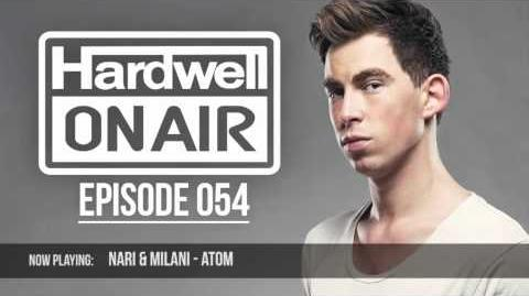 Hardwell On Air 054