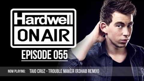 Hardwell On Air 055