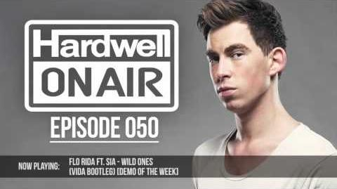 Hardwell On Air 050