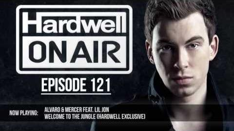 Hardwell On Air 121