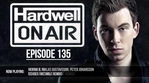 Hardwell On Air 135